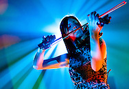 Violinist performing at Corporate event, England, UK.