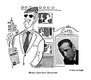 (A Bout de Souffle) Michel - Jean-Paul Belmondo