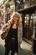 SONIA FRIEDMAN, The press night performance of the Menier Chocolate Factory's 'Merrily We Roll Along', following its transfer to the Harold Pinter Theatre, After-show party at Grace Restaurant, Gt. Windmill St. London. 1 May 2013.