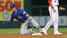 Chicago Cubs v Washington Nationals - 06 Oct 2017