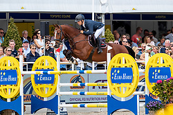 Heiligers Rob, NED, Icelos Eickenrode<br /> FEI WBFSH Jumping World Breeding Championship for young horses Zangersheide Lanaken 2019<br /> © Hippo Foto - Dirk Caremans