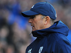 Middlesbrough manager Tony Pulis looks on- Mandatory by-line: Nizaam Jones/JMP - 17/02/2018 -  FOOTBALL - Cardiff City Stadium - Cardiff, Wales -  Cardiff City v Middlesbrough - Sky Bet Championship