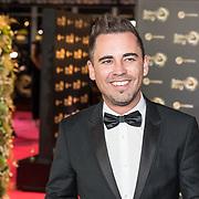 NLD/Amsterdam/20171012 - Televizier-ring Gala 2017, Manuel Venderbos