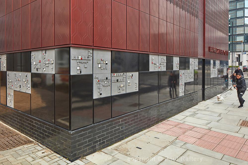 Bunhill 2 Energy Centre, Islington, London