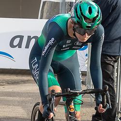 11-03-2021: Wielrennen: Healthy Ageing Tour: Lauwersoog. <br />Marissa Baks