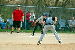 Clinton Rams v Heyworth Swarm 12U baseball at Heyworth Centennial Park, Heyworth IL