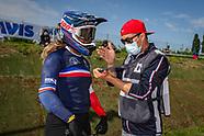 2021 UCI BMX SX World Cup - Verona, Italy - Round 1