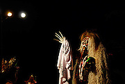 Traditional Balinese dance. Rangda, witch queen.