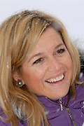 The winter sport photograph session of his royal highness the prince of oranje, her royal highness princess Máxima, her royal highness princess Catharina-Amalia and her royal highness princess Alexia during their holiday in Lech.<br /> <br /> <br /> De wintersportfotosessie van Zijne Koninklijke Hoogheid de Prins van Oranje, Hare Koninklijke Hoogheid Prinses Máxima, Hare Koninklijke Hoogheid Prinses Catharina-Amalia en Hare Koninklijke Hoogheid Prinses Alexia tijdens hun vakantie in Lech.<br /> <br /> Op de foto / On the Photo:<br /> <br /> <br /> <br /> Máxima