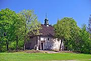 Fort św. Benedykta - dzielnica Podgórze, Kraków, Polska<br /> St. Benedict - district Podgórze, Cracow, Poland