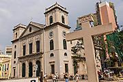 St. Augustine Church Macau.