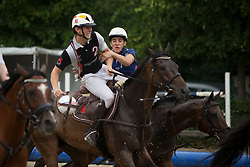Callaert Miquel, BEL, Macharov<br /> 't Hoefijzer 5 vs. InnRhorse - Horseball Event 2017© Hippo Foto - Sharon Vandeput<br /> 2/07/17