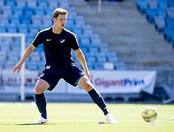 July 4, 2018 - NorrköPing, Sweden - 180704  Alexander Fransson första träningen med IFK Norrköping fotboll, Allsvenskan 4 juli 2018 i Norrköping  (Credit Image: © K-G Z Fougstedt/Bildbyran via ZUMA Press)