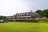 28-05-2016 Foto's van de kruisfinales in de hoofdklasse van de NGF Competitie 2016.<br /> Foto: Clubhuis. Genomen tijdens Finaleweekend NGF Hoofdklasse 2016 bij Goyer Golf & Country Club in Eemnes, Nederland.