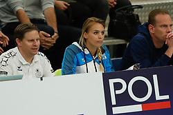 20181024 NED: CL, Sliedrecht Sport - Allianz MTV Stuttgart, Sliedrecht<br />Kim Renkema<br />©2018-FotoHoogendoorn.nl / Pim Waslander