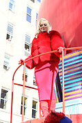 New York, NY-November 23: Recording Artist Bebe Rexha attends the 91st Annual Macy's Thanksgiving Day Parade on November 23, 2017 held in New York City Credit: (Photo by Terrence Jennings/terrencejennings.com)