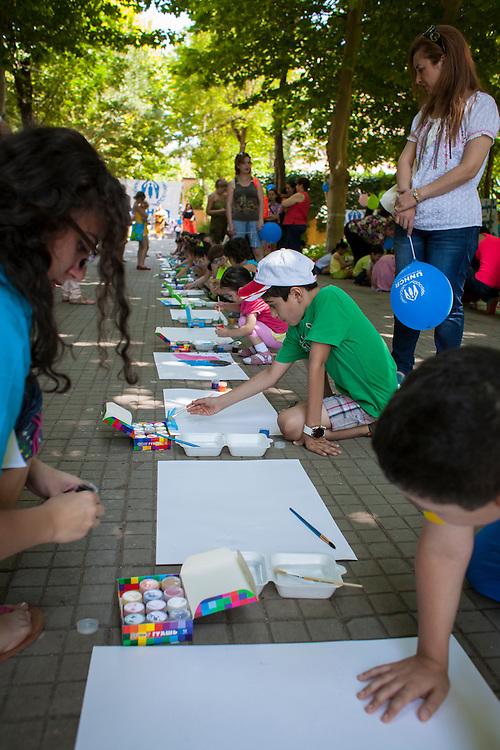 English Park                       Yerevan, Armenia            July 12, 2014