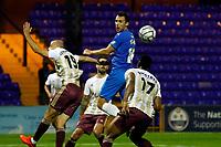 Jordan Keane. Stockport County 2-1 Halifax Town. Vanarama National League. 061020