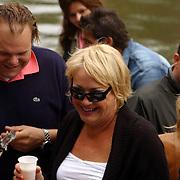 NLD/Amsterdam/20050808 - Deelnemers Sterrenslag 2005, Menno Kohler en Viola Holt