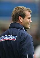 Photo: Andrew Unwin.<br />Northern Ireland v Iceland. European Championships 2008 Qualifying. 02/09/2006.<br />Northern Ireland's Roy Carroll.