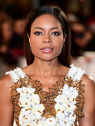 Naomie Harris attending the European premiere of Collateral Beauty, held at the Vue Leicester Square, London.