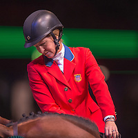 Rolex FEI World Cup Jumping Final - Round 1 - Gothenburg Horse Show 2013