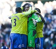 Tottenham Hotspur v Newcastle United 101113