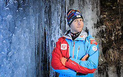 02.12.2015, Lillehammer, NOR, OESV, Nordische Kombinierer, Fotoshooting, im Bild Bernhard Gruber (AUT) // Bernhard Gruber of Austria during the Photoshooting of the Ski Austria Nordic Combined Team in Lillehammer on 2015/12/02 . EXPA Pictures © 2015, PhotoCredit: EXPA/ JFK