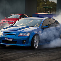 Shot at Holden vs Ford, ANZAC Day at Perth Motorplex