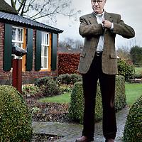 Nederland, Helvoirt , 23 november 2009.<br /> Sander Wieringa, eigenaar van BdRP Bob de Ronde Partners bv en vroegere hoofdredacteur van het economisch tijdschrift FEM.<br /> Foto:Jean-Pierre Jans