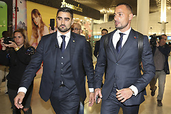 June 11, 2018 - Na - Lisboa, 06/09/2018 - The National Team AA, left this morning from Humberto Delgado Airport towards Russia, where they will compete for the World Cup. (Credit Image: © Atlantico Press via ZUMA Wire)