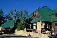 Bryce Lodge, Bryce Canyon National Park, UTAH