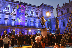 Atmosphere at the Royal Academy Of Arts Summer Exhibition Preview Party 2018 held at The Royal Academy, Burlington House, Piccadilly, London, England. 06 June 2018.