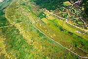 Nederland, Friesland, Terschelling, 05-08-2014;  West-Terschelling. Noordvaarder en het Groene Strand. <br /> Wadden island Terschelling.<br /> luchtfoto (toeslag op standard tarieven);<br /> aerial photo (additional fee required);<br /> copyright foto/photo Siebe Swart