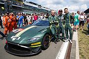 June 19-23, 2019: 24 hours of Nurburgring. 36 AMR Performance Centre, Darren Turner, Christian Gebhardt, Aston Martin Vantage AMR GT4