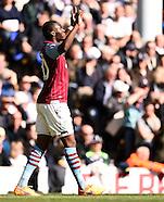 Tottenham Hotspur v Aston Villa 110415