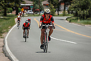 SHOT 6/10/17 11:38:18 AM - Doug Pensinger Memorial Road Ride 2017. The 52 mile ride which took place on the one year anniversary of the passing of Getty Images photographer Doug Pensinger featured more than 30 riders many of whom had ridden with Doug in the past.  (Photo by Marc Piscotty / © 2017)