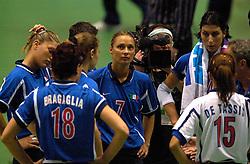 17-06-2000 JAP: OKT Volleybal 2000, Tokyo<br /> Nederland - Italie 2-3 / Leggeri,  Maurizia Cacciatori