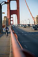 Scenic of San Francisco, California.