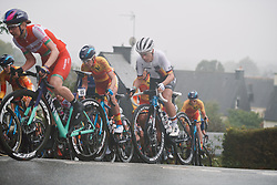 Trixi Worrack (GER) at the 2020 UEC Road European Championships - Elite Women Road Race, a 109.2 km road race in Plouay, France on August 27, 2020. Photo by Sean Robinson/velofocus.com