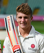 Somerset captain Tom Abell during the 2019 media day at Somerset County Cricket Club at the Cooper Associates County Ground, Taunton, United Kingdom on 2 April 2019.
