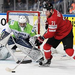 20170506: FRA, Ice Hockey - IIHF World Championship 2017, Switzerland vs Slovenia