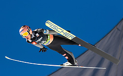 Stefan Kraft (AUT) during the Qualification round of the Ski Flying Hill Individual Competition at Day 1 of FIS Ski Jumping World Cup Final 2019, on March 21, 2019 in Planica, Slovenia. Photo by Matic Ritonja / Sportida