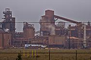 Noranda Alumina plant in Gramercy, Louisiana.