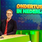 NLD/Amsterdam/20190515 - Presentatoren Ondertussen in Nederland, presentator Luuk Ikink