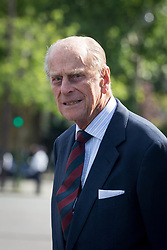 Buckingham Palace has announced Prince Philip, The Duke of Edinburgh, has passed away age 99 - FILE - Britain's Prince Philip, Duke of Edinburgh. French President Francois Hollande and Britain's Queen Elizabeth II attend a wreath laying ceremony on the Tomb of the Unknown Soldier at the Arc de Triomphein PAris, France on June 5, 2014. Photo by Romuald Meigneux/Pool/ABACAPRESS.COM