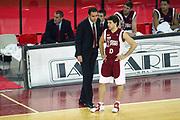 DESCRIZIONE : Roma Lega A1 2005-06 Lottomatica Virtus Roma Basket Livorno <br /> GIOCATORE : Moretti <br /> SQUADRA : Basket Livorno <br /> EVENTO : Campionato Lega A1 2005-2006 <br /> GARA : Lottomatica Virtus Roma Basket Livorno <br /> DATA : 04/02/2006 <br /> CATEGORIA : Ritratto <br /> SPORT : Pallacanestro <br /> AUTORE : Agenzia Ciamillo-Castoria/G.Ciamillo