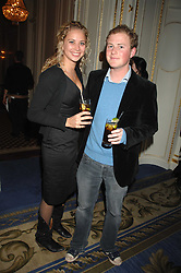 HOLLY BRANSON and GUY PELLY at a party to celebrate the launch of The Essential Party Guide held at the Mandarin Oriental Hyde Park, 66 Knightsbridge, London on 27th March 2007.<br />