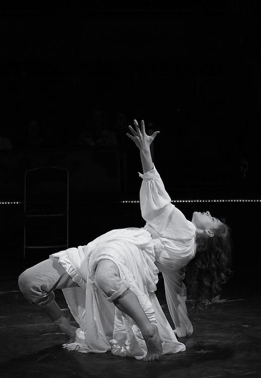 Les Particulières de l'Ecole du Jeu 2015 au Cirque Diana Moreno, Jade Labeste,Paris.