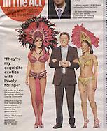 Alan Titchmarsh / Mail on Sunday / October 2010